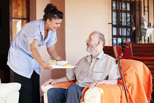 Home Care -- Visions Home Health
